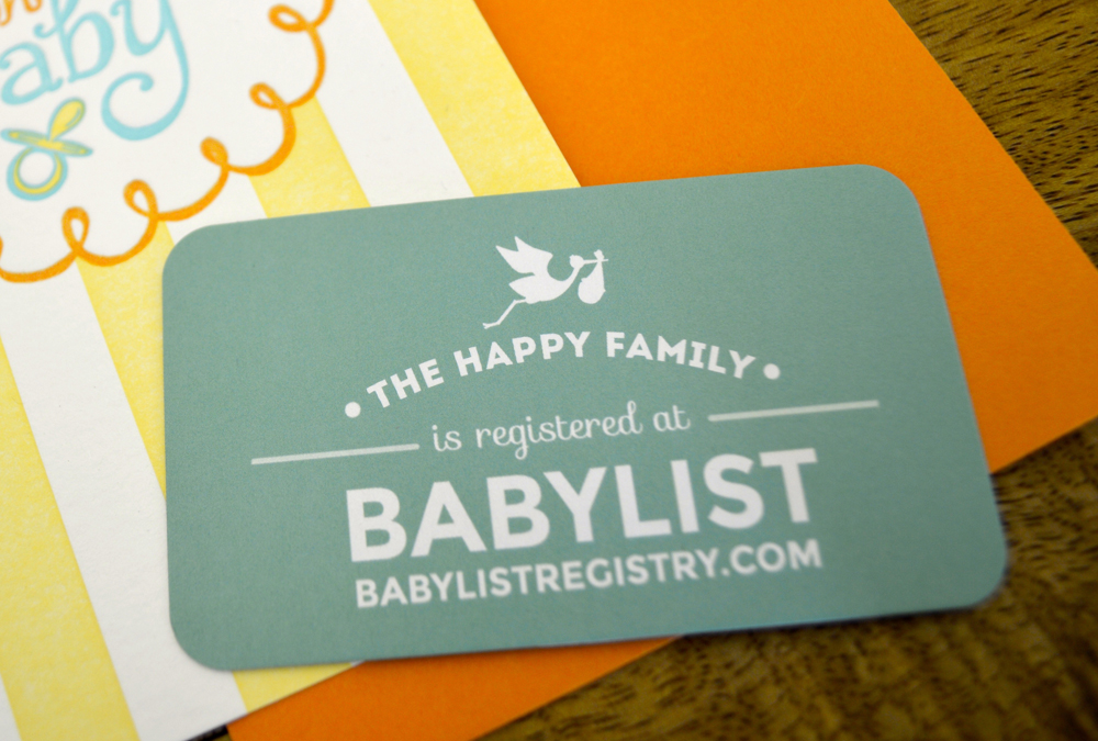 Starting your baby registry our favourite local shops