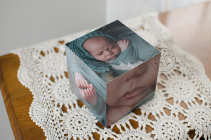 tiny baby details, photo cube, ottawa baby photographer, portrait studio