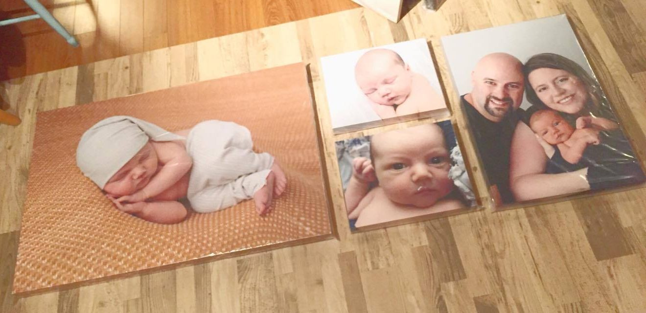 wall art canvas print products albums newborn photography ottawa